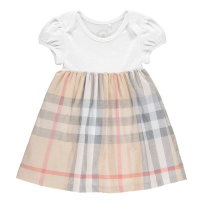 Burberry Cherrylina Tartan Dress-listing