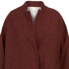 Pomandère Oversize Cotton and Linen Coat-listing