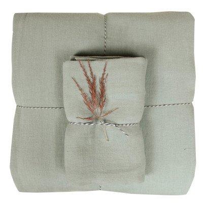 Lab - La Petite Collection Funda de edredón de lino-listing