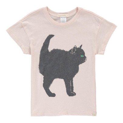 Atsuyo et Akiko Lara Cat T-Shirt-listing