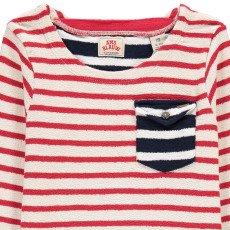 Scotch & Soda Camiseta Marinera Bolsillo Contrastado-listing