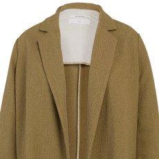 Pomandère Cotton and Linen Coat-listing