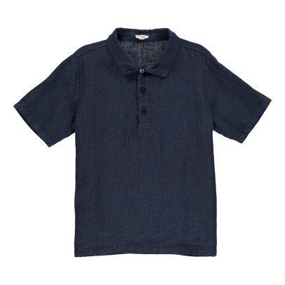 Il Gufo Linen Polo-product
