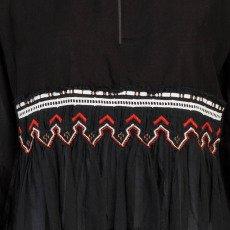 Pomandère Cotton Embroidered Blouse-listing