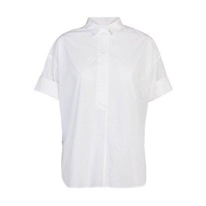 Pomandère Cotton Blouse-listing