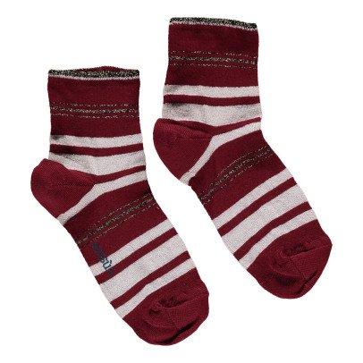 Sessun Gestreifte Socken Carlyle-listing