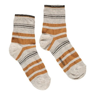 Sessun Carlyle Striped Socks-listing