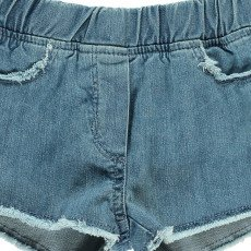 Il Gufo Shorts mit Franzen -listing