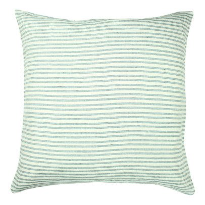 Lab Funda de almohada en lino tricolor-listing