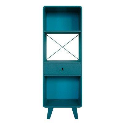 Laurette Colonne Enigme - Bleu canard-listing