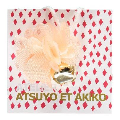 Atsuyo et Akiko Collier Fleur Bell-listing