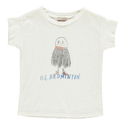 Bobo Choses T-Shirt aus Bio-Baumwolle Badminton -listing