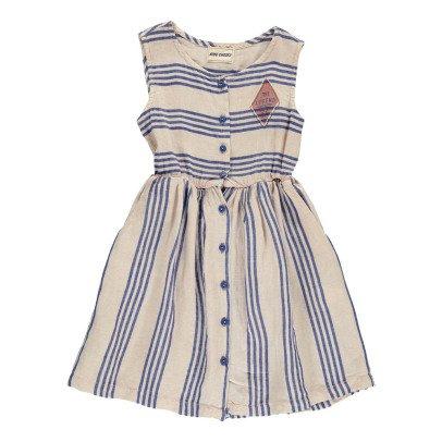 Bobo Choses Kleid mit Knöpfe -listing