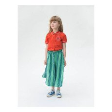 Bobo Choses B.C Striped Button-Up Maxi Skirt-listing