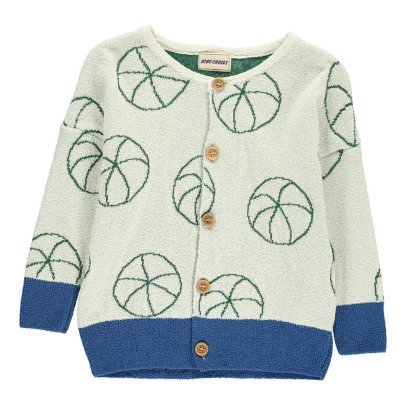 Bobo Choses Beachball Cardigan-listing