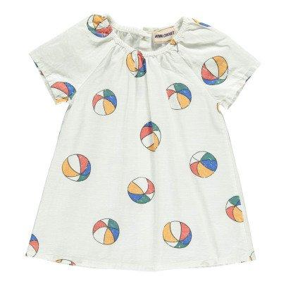 Bobo Choses Vestido Percale Beachball-listing