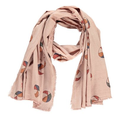 Bobo Choses Beachball Burn Out Percale Scarf-listing