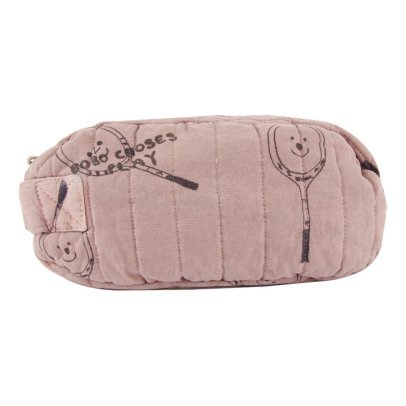 Bobo Choses Tennis Racket Quilted Pencil Case-listing