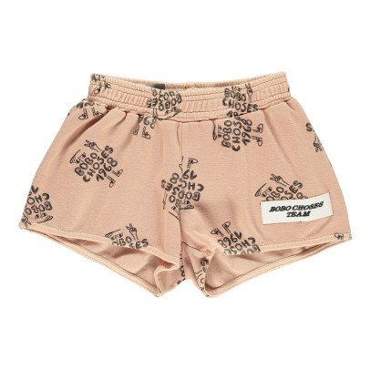 Bobo Choses Organic Cotton Running Shorts-listing