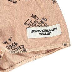 Bobo Choses Organic Cotton Running Shorts-listing