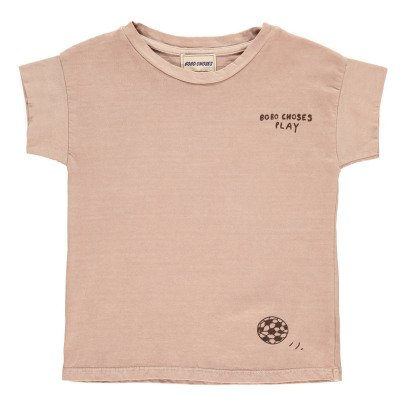 Bobo Choses T-Shirt Fussball aus Bio-Baumwolle -listing