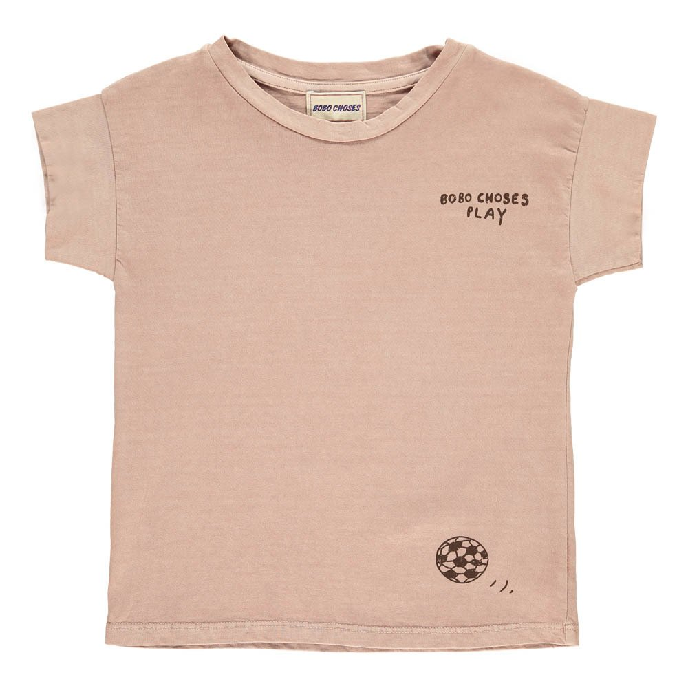 Organic Cotton Football T-Shirt-product