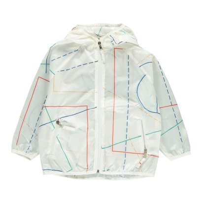 Bobo Choses Hooded Windbreaker-product