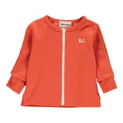 Bobo Choses Team B.C. Zip-Up Sweatshirt-product