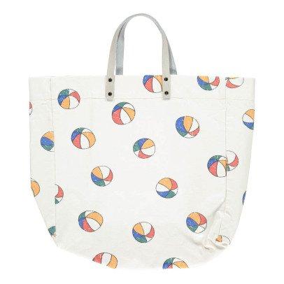 Bobo Choses Beachball Waterproof Tote Bag-product