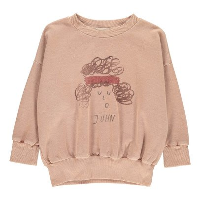 Bobo Choses Organic Cotton John Sweatshirt-listing