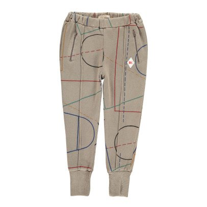 Bobo Choses Organic Cotton Jogging Bottoms-listing