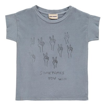 Bobo Choses T-shirt Podium Coton Bio-listing