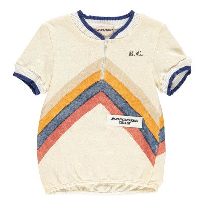 Bobo Choses Gino Team B.C Knit T-Shirt-listing