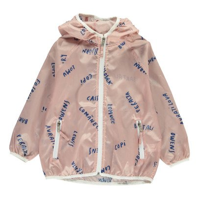 Bobo Choses The Legends Hooded Windbreaker-product