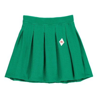 Bobo Choses Pleated Knit Skirt-listing