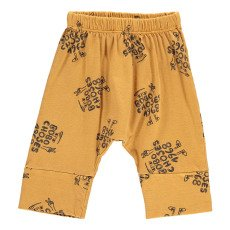 product-Bobo Choses AO 1968 Organic Cotton Jersey Harem Trousers