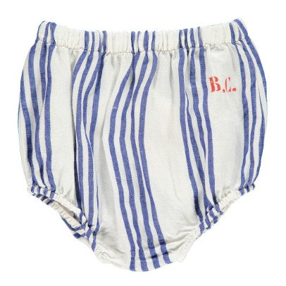 Bobo Choses B.C. Embroidered Stripe Bloomers-listing