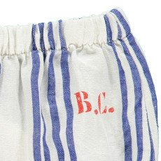 Bobo Choses Bloomer Rayé Broderie B.C.-listing