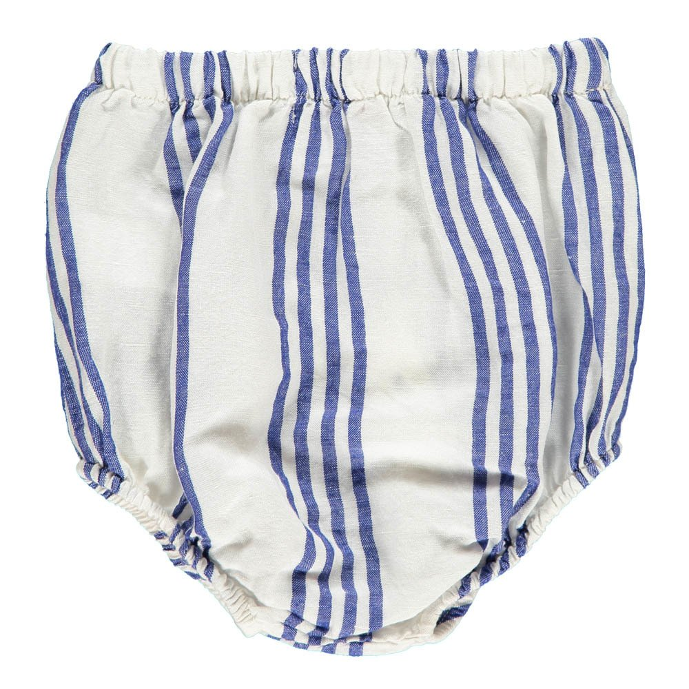 Bobo Choses B.C. Embroidered Stripe Bloomers-product