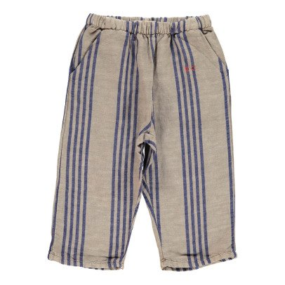 Bobo Choses Striped Trousers-product