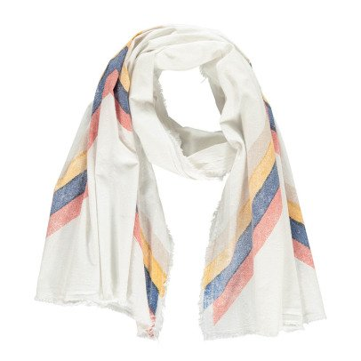 Bobo Choses A Legend Striped Scarf-listing