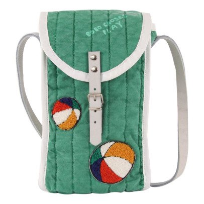 Bobo Choses Beachball Patchwork Quilted Shoulder Bag-listing