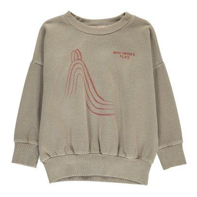 Bobo Choses Sweatshirt Rutschbahn aus Bio-Baumwolle -listing