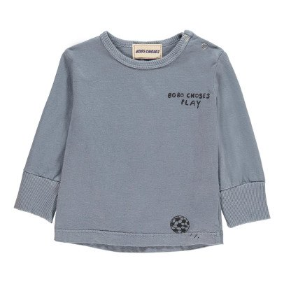 Bobo Choses Football Organic Cotton T-Shirt-listing