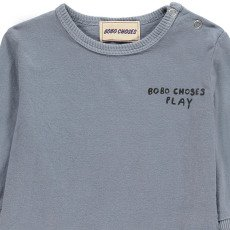 Bobo Choses T-shirt Coton Bio Football-listing