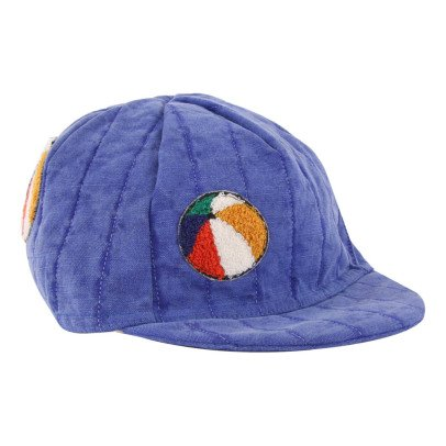 Bobo Choses Beachball Patchwork Quilted Cap-product