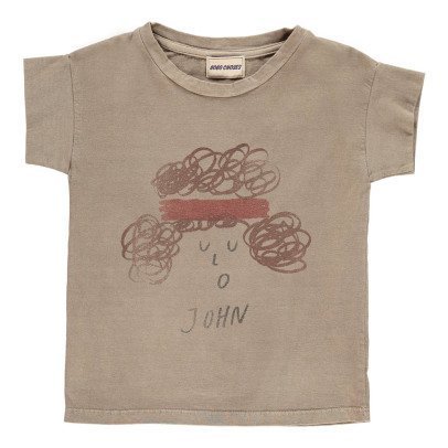 Bobo Choses Organic Cotton John T-Shirt-product