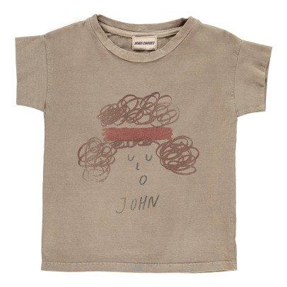 Bobo Choses T-shirt John Coton Bio-listing