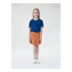 Bobo Choses Tennis Racket Pleated Skirt-listing