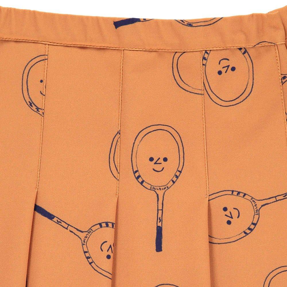 Tennis Racket Pleated Skirt-product